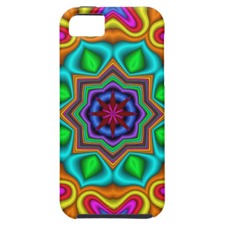 Cool Colorful Kaleidoscope iPhone 5 Cases