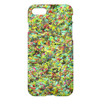 cool colorful trendy abstract pattern iPhone 7 case