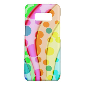Cool Colorful Wavy Pattern Case-Mate Samsung Galaxy S8 Case