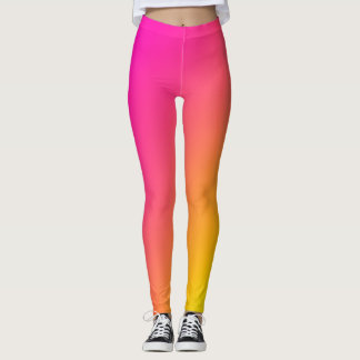 Cool Colors for the Cool Girl in You Leggings