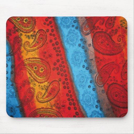 Cool Colourful Fabric mousepad