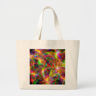 cool colourful fractal bags