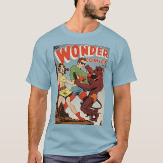 Cool comic cover T-Shirt