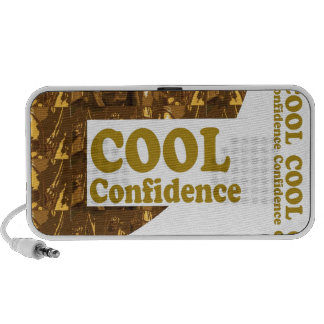 COOL Confidence Motivation Professional Sports iPod Speakers