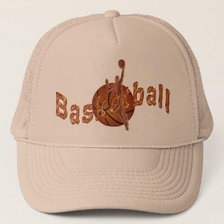 Cool Copper Basketball Flat Bill Hats