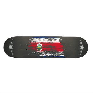Cool Costa Rican flag design 20 Cm Skateboard Deck