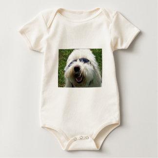 Cool Coton de Tulear Baby Bodysuit