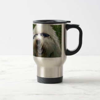 Cool Coton de Tulear Travel Mug