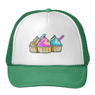 cool cow ice cream cap