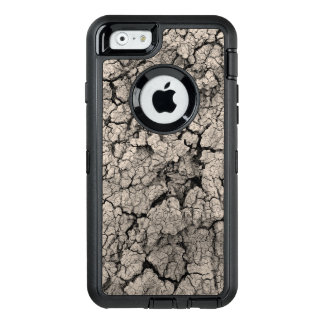 COOL Cracked Earth Dirt Cool Texture OtterBox Defender iPhone Case