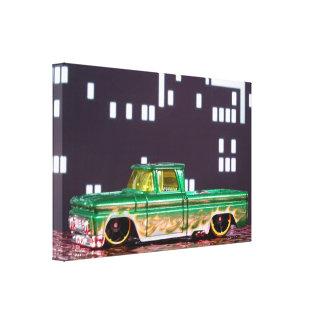 Cool crate - Photoworks Jean Louis Glineur Canvas Print