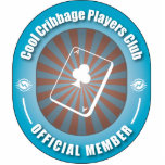 Cool Cribbage Players Club Cut Outs