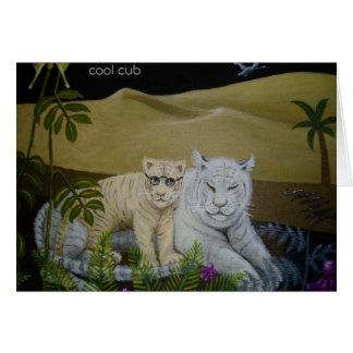 cool cub card