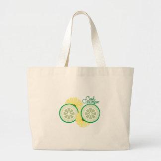 Cool Cucumber Bags