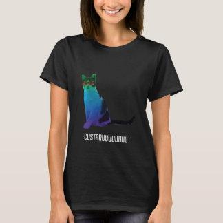 Cool Custaru T-Shirt (With Text)*
