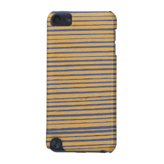 Cool Cute Modern Unique Striped Pattern iPod Touch 5G Covers