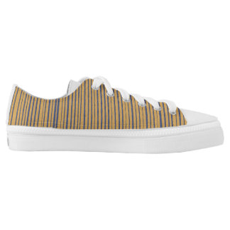 Cool Cute Modern Unique Stripes Low Tops