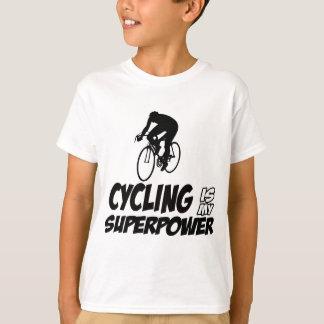 Cool Cycling designs Shirt