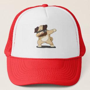 049c06c6031 Cool Dabbing Pug with Sunglasses Shirt Hat