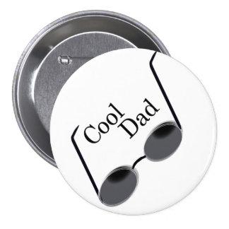 Cool Dad 7.5 Cm Round Badge