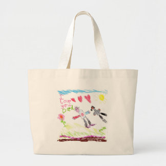 Cool Dad Canvas Bags