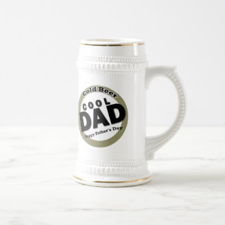 Cool Dad Father's Day Beer Steins