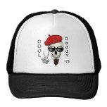 Cool Daddy - O Beatnik Skull Trucker Hat