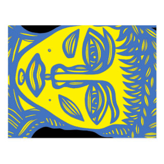Cool Dazzling Awesome Bold Postcard
