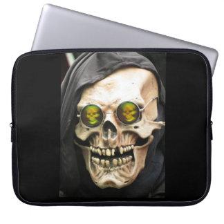 Cool Death Laptop Bag Laptop Computer Sleeve