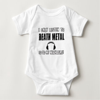 Cool DEATH METAL designs T-shirt