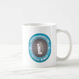 Cool Dermatologists Club Basic White Mug