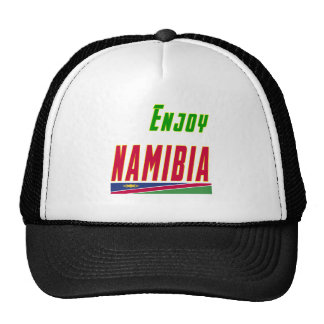 Cool Designs For Namibia Trucker Hat