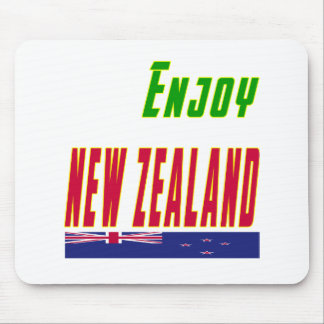 Cool Designs For New Zealand Mouse Pads