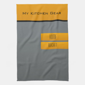 Cool Digital Style Kitchen Gear Towel