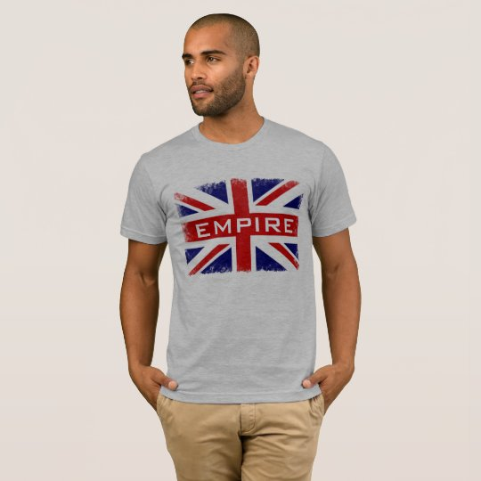 Cool Distressed U.K Flag Empire Trendy Union Jack
