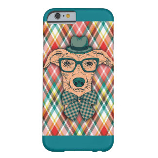 cool dog barely there iPhone 6 case