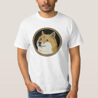 Cool Doge Such Wow So Fun Tee