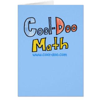 Cool-Doo Math Cards