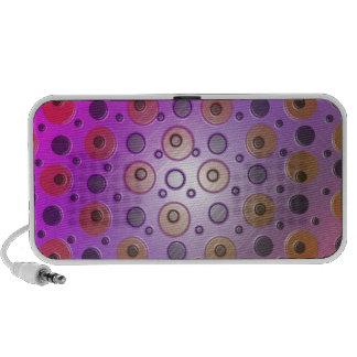 cool dots laptop speaker