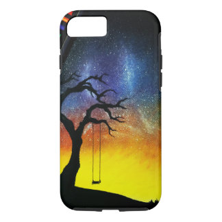 Cool,dreamy,imagination,awesome iPhone 8/7 Case