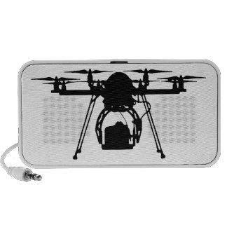 Cool Drone Bro PC Speakers