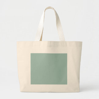 Cool Duck egg blue - add own text image design Canvas Bag