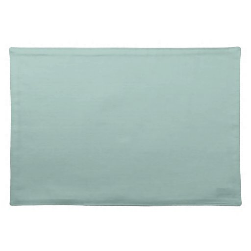 Is Duck Egg Blue Or Green: Add Own Text, Image, Design Placemats