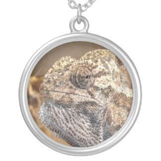 Cool Dude: Chameleon with Attitude Pendant