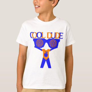 COOL DUDE T-SHIRT