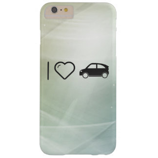 Cool Eco Cars Barely There iPhone 6 Plus Case