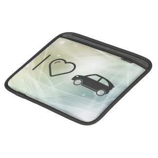 Cool Eco Cars iPad Sleeves