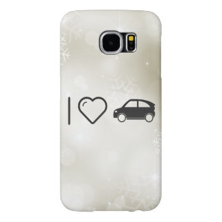 Cool Eco Cars Samsung Galaxy S6 Cases