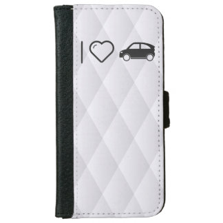 Cool Eco Cars iPhone 6 Wallet Case