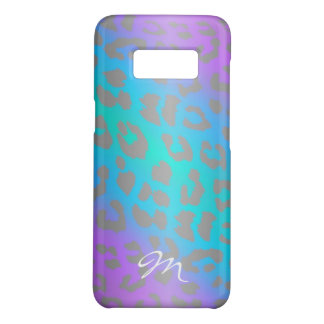Cool Electric Leopard Animal Print Case-Mate Samsung Galaxy S8 Case